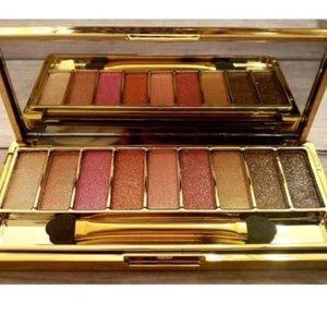 Makeup - Glitter EyeShadow 9 Color Dazzle Palette #8